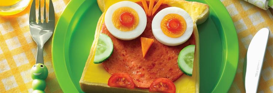 Resep Sandwich Burung Hantu