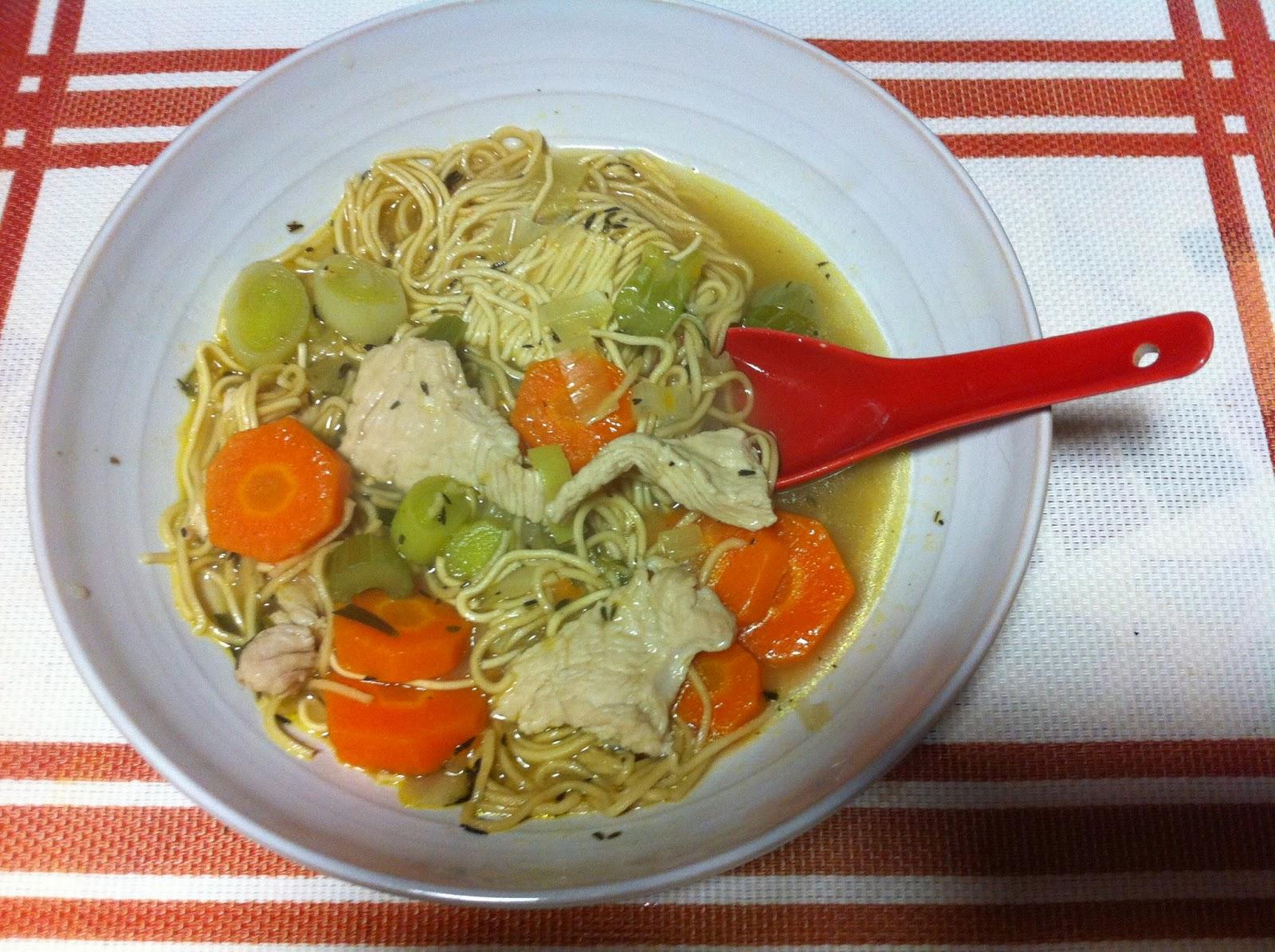 Soupe 7 legumes parfumee au curry thermomix - Soupe de brocolis thermomix ...
