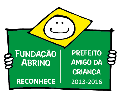 Prefeito Amigo da Criança 2013-2016
