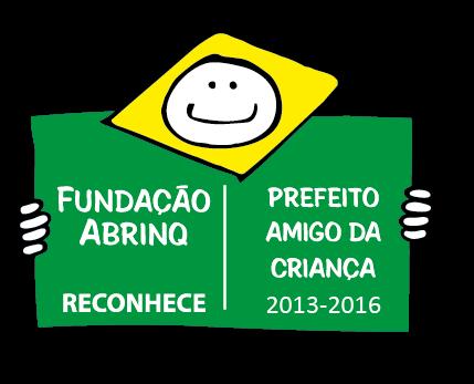 Prefeito Amigo da Criança 2013-2016