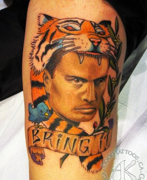 Tattoo designs funny charlie sheen tattoo design for Charlie s tattoo