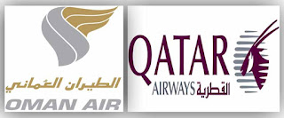 Oman Air and Qatar Airways Agree Muscat-Doha Codeshare
