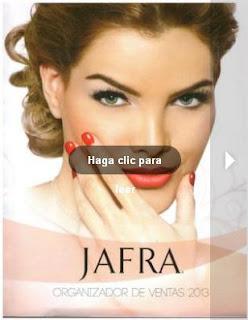 organizador de ventas 2013 de Jafra