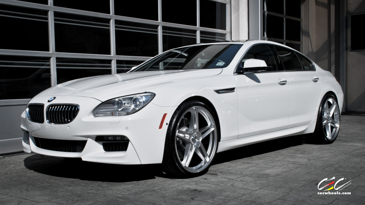 The 640i Gran Coupe Is Third Model In BMW 6 Series Line Up And First Four Door History Of Brand