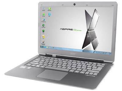 Spesifikasi dan Harga Laptop Acer Aspire S3-951-2464G34iss i5