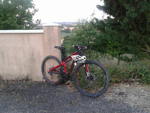 [CR] Bruniquel (82), Gorges de l'Aveyron le 09 juillet 2015. Aussac%2Bvtt