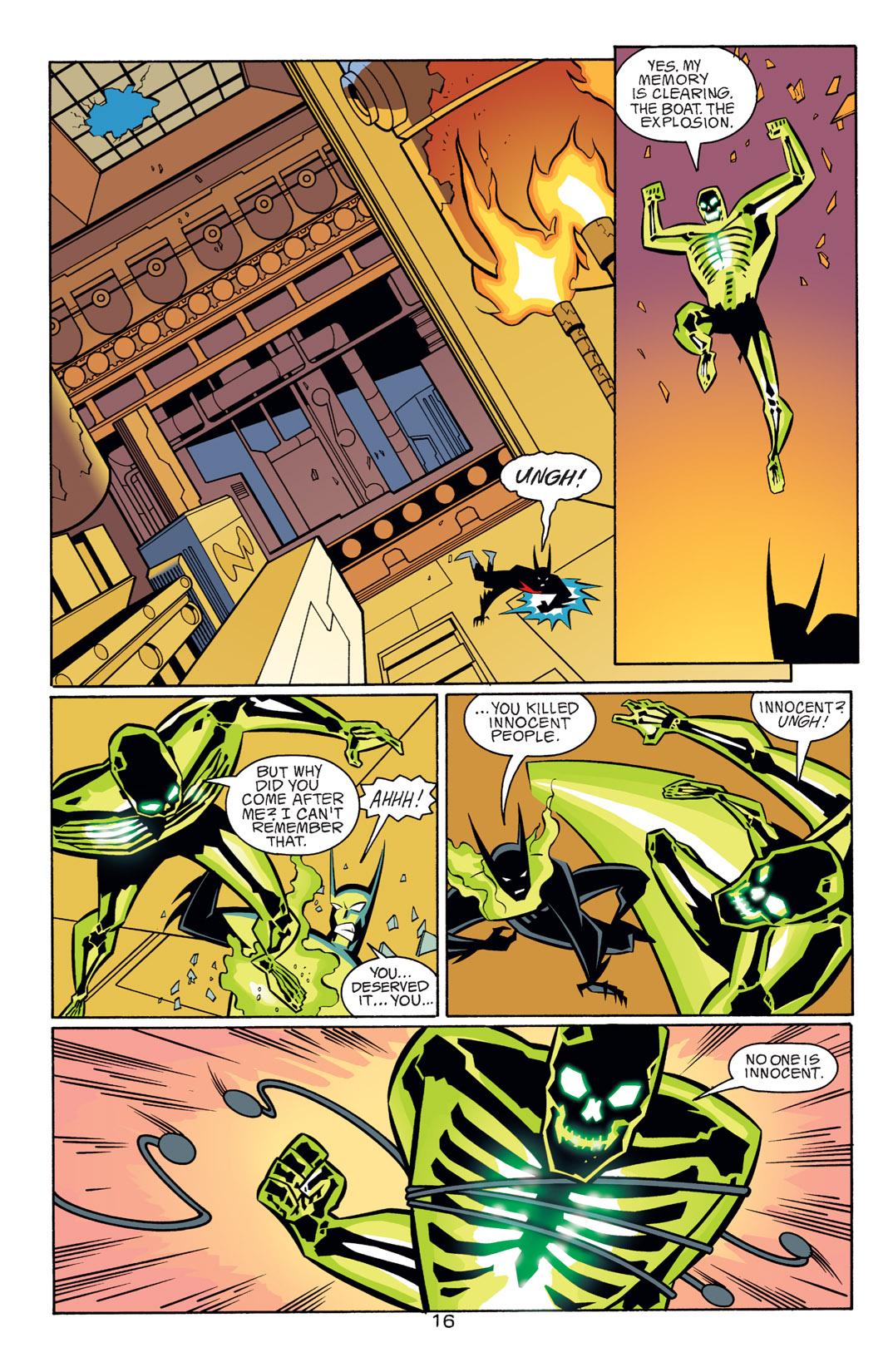 Batman Beyond [II] Issue #18 #18 - English 17
