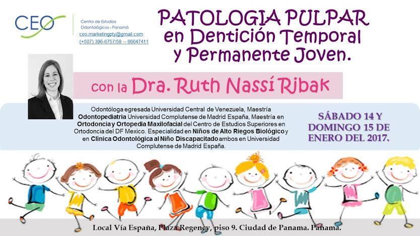 Patología Pulpar en Dentición Temporal y Permanente Joven