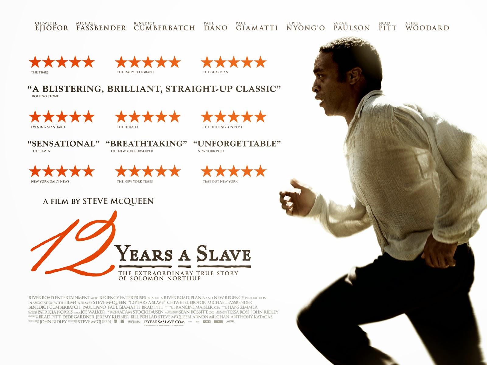 moja filmoteka blog filmowy 12 YEARS A SLAVE