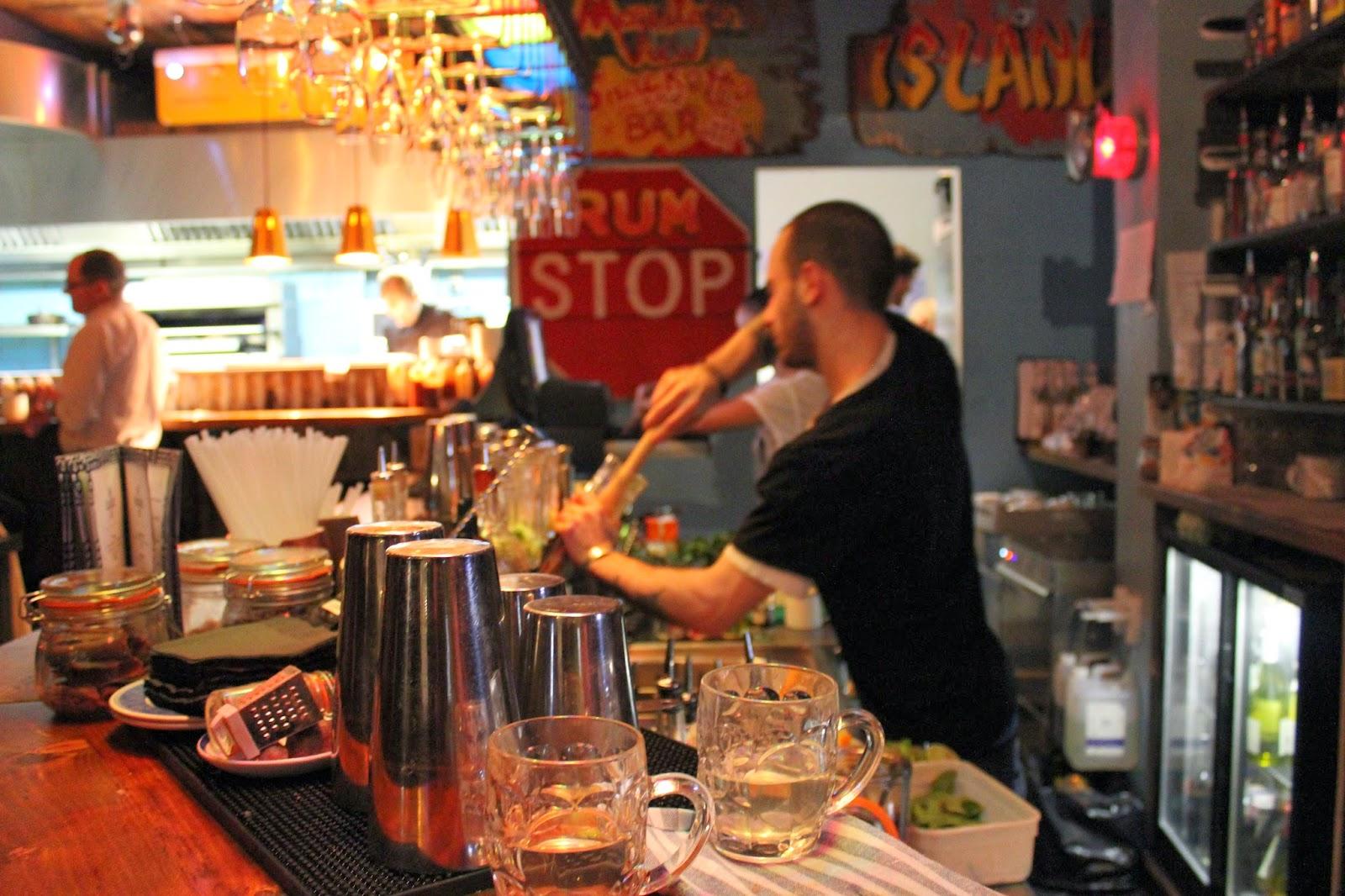 Food, London, Rum Kitchen, That Guy Luke, Blogger, Caribbean, London Restaurant, Carnaby Street, places to eat in London, London Caribbean food
