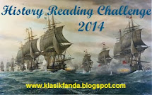 History Reading Challenge 2014