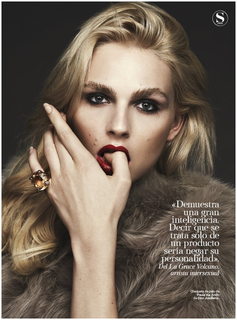 Most beautiful Andrej Pejic