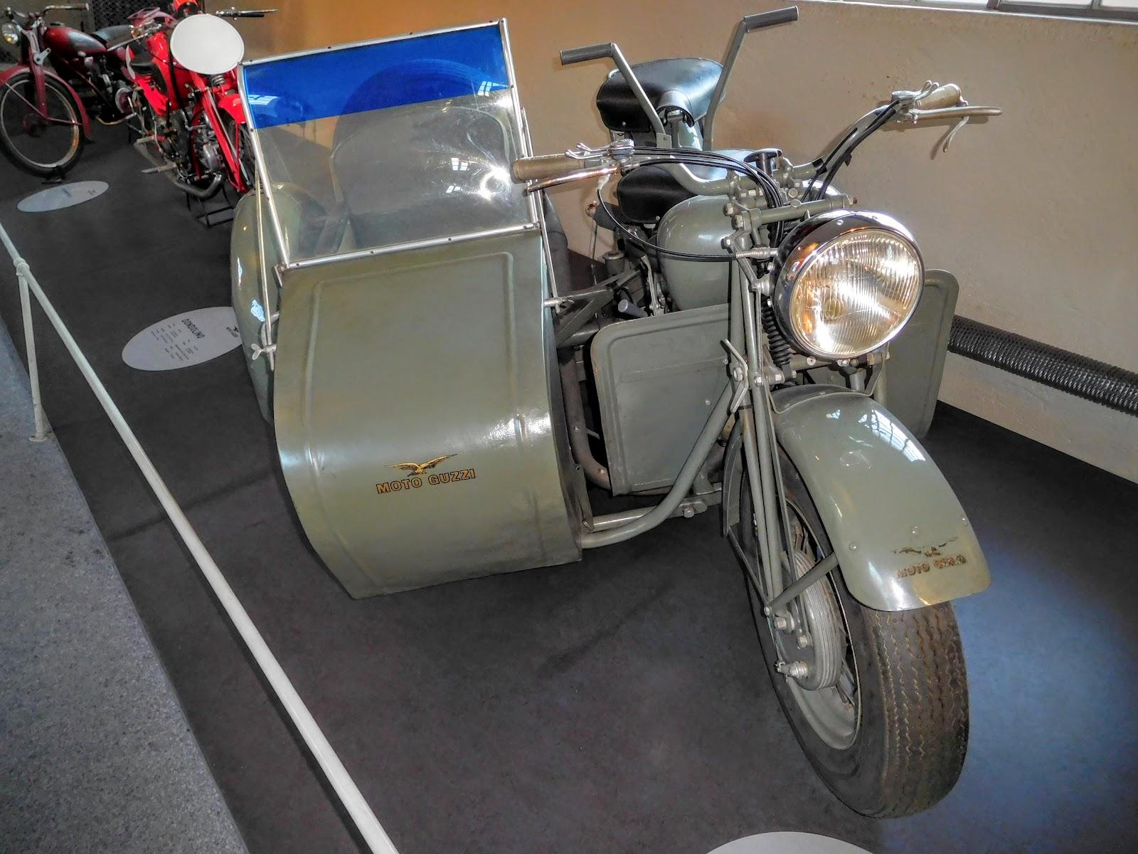 NYDucati: 1940-43 Moto Guzzi Trialce