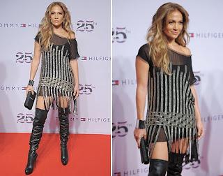 fotos e imagens de Vestidos de Jennifer Lopez