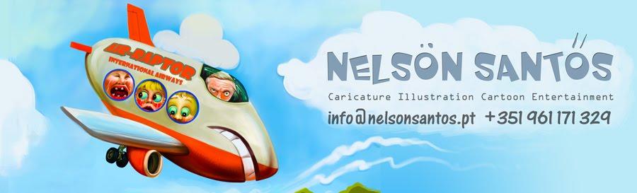 CARICATURAS.BLOGSPOT.COM: Caricatura, Cartoon, Ilustração, Sketches do Caricaturista Nelson Santos