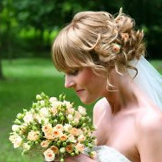 short hairstyle wedding
