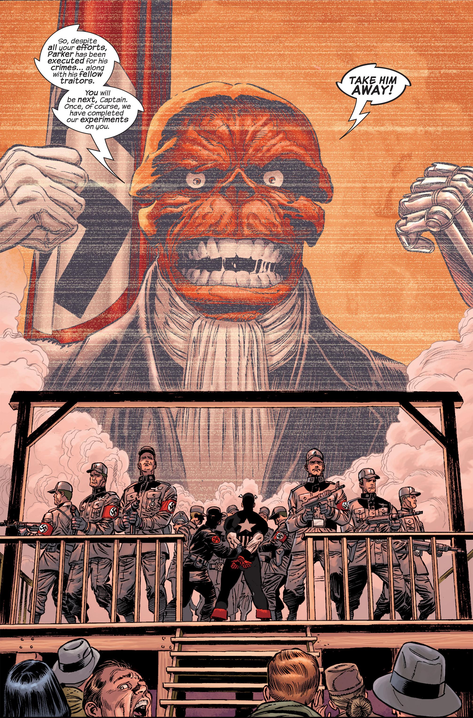 Captain America (2002) Issue #19 #20 - English 14