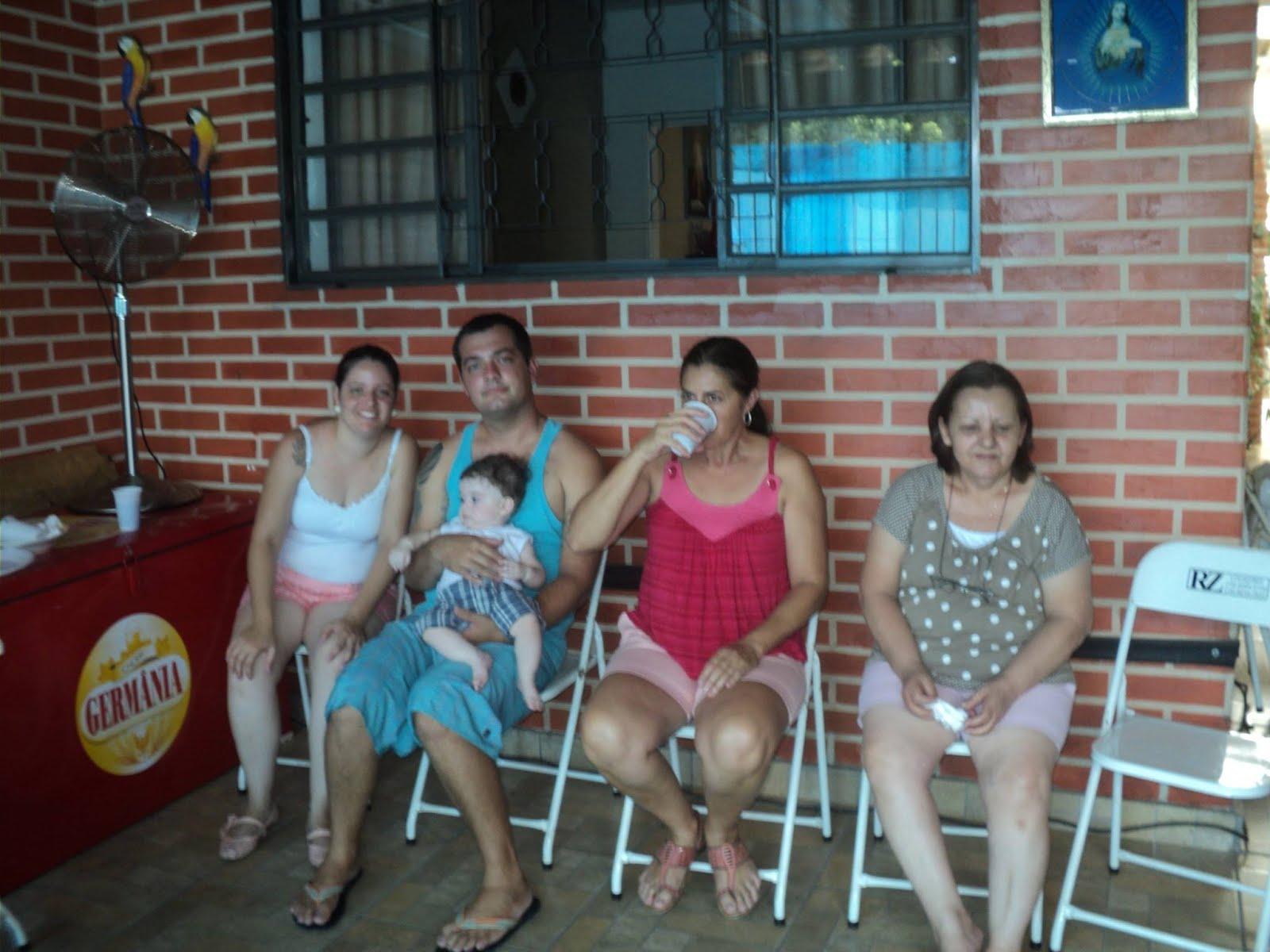 Festa de confreternização  - 2014