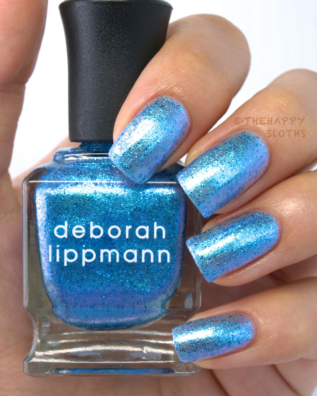 Deborah Lippmann Holiday 2014 Collection Xanadu Review and Swatches