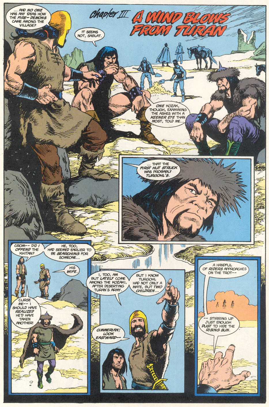 Conan the Barbarian (1970) Issue #275 #287 - English 34