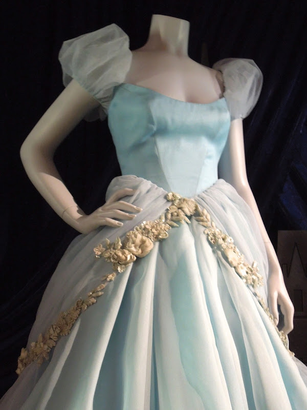 Scarlett Johansson Cinderella dress