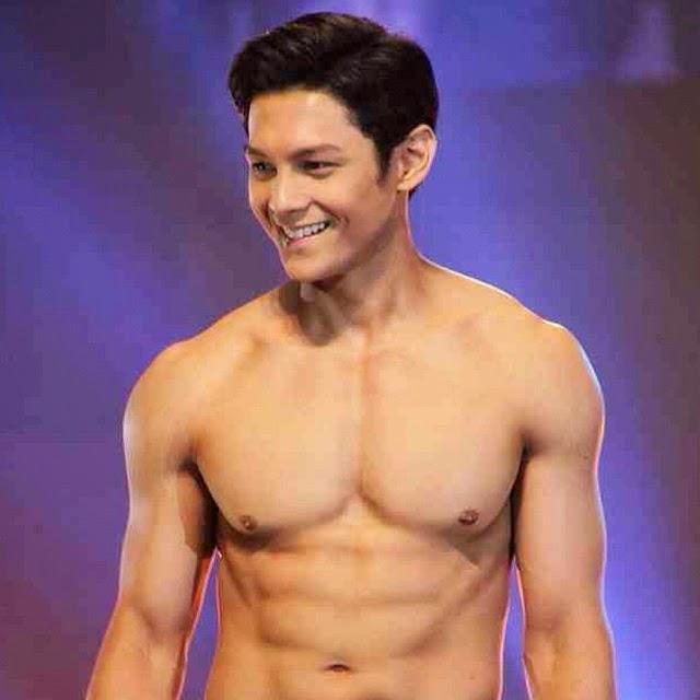 Hot Pinoy: Cosmo Bash 2014: Joseph Marco