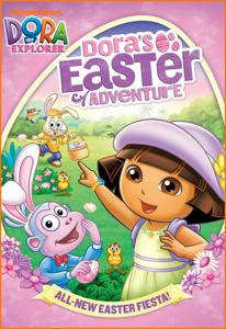descargar Dora La Exploradora: Dora's Easter Adventure – DVDRIP LATINO