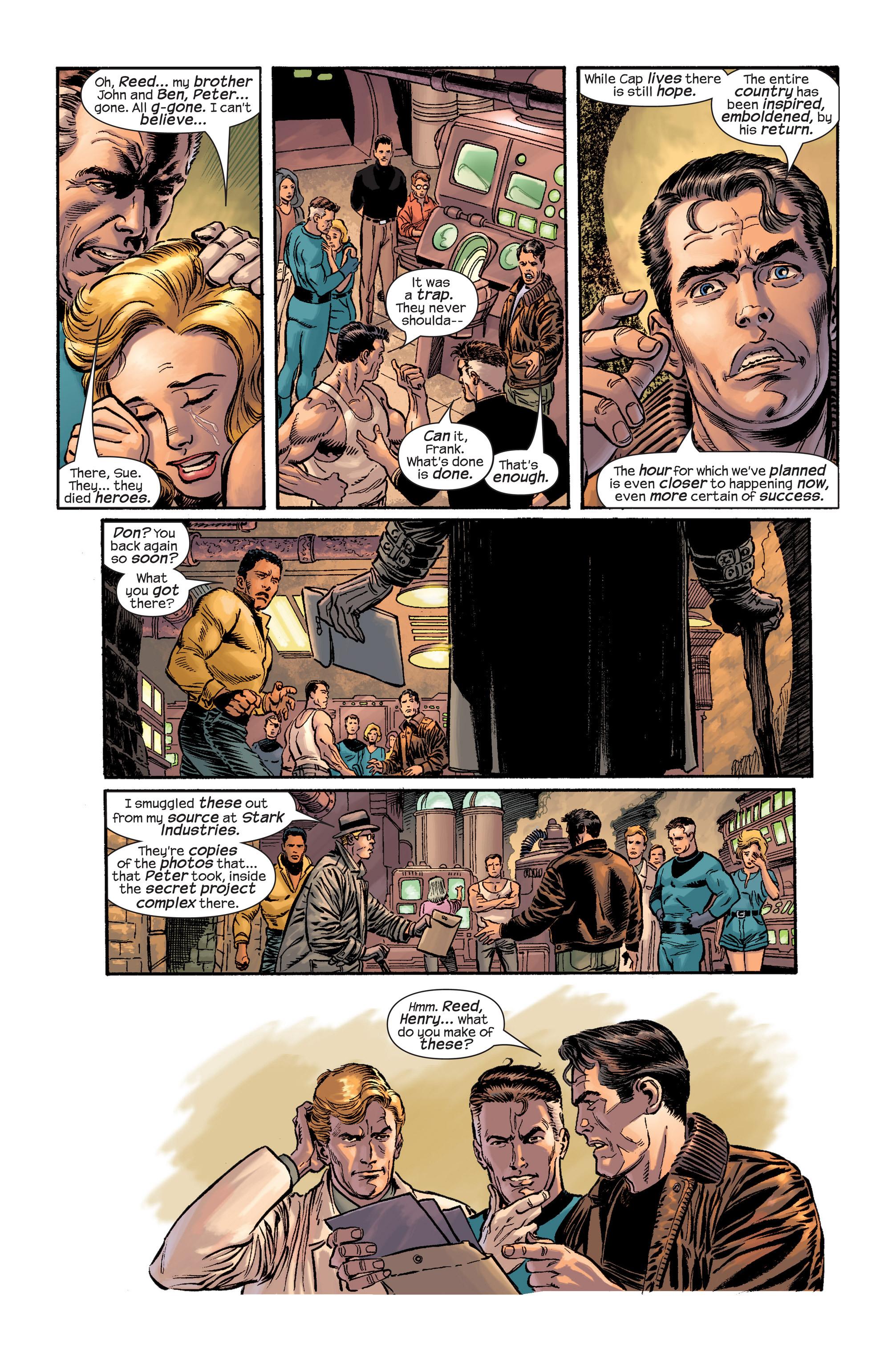 Captain America (2002) Issue #19 #20 - English 15
