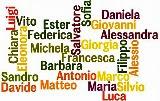 nomi propri e comuni