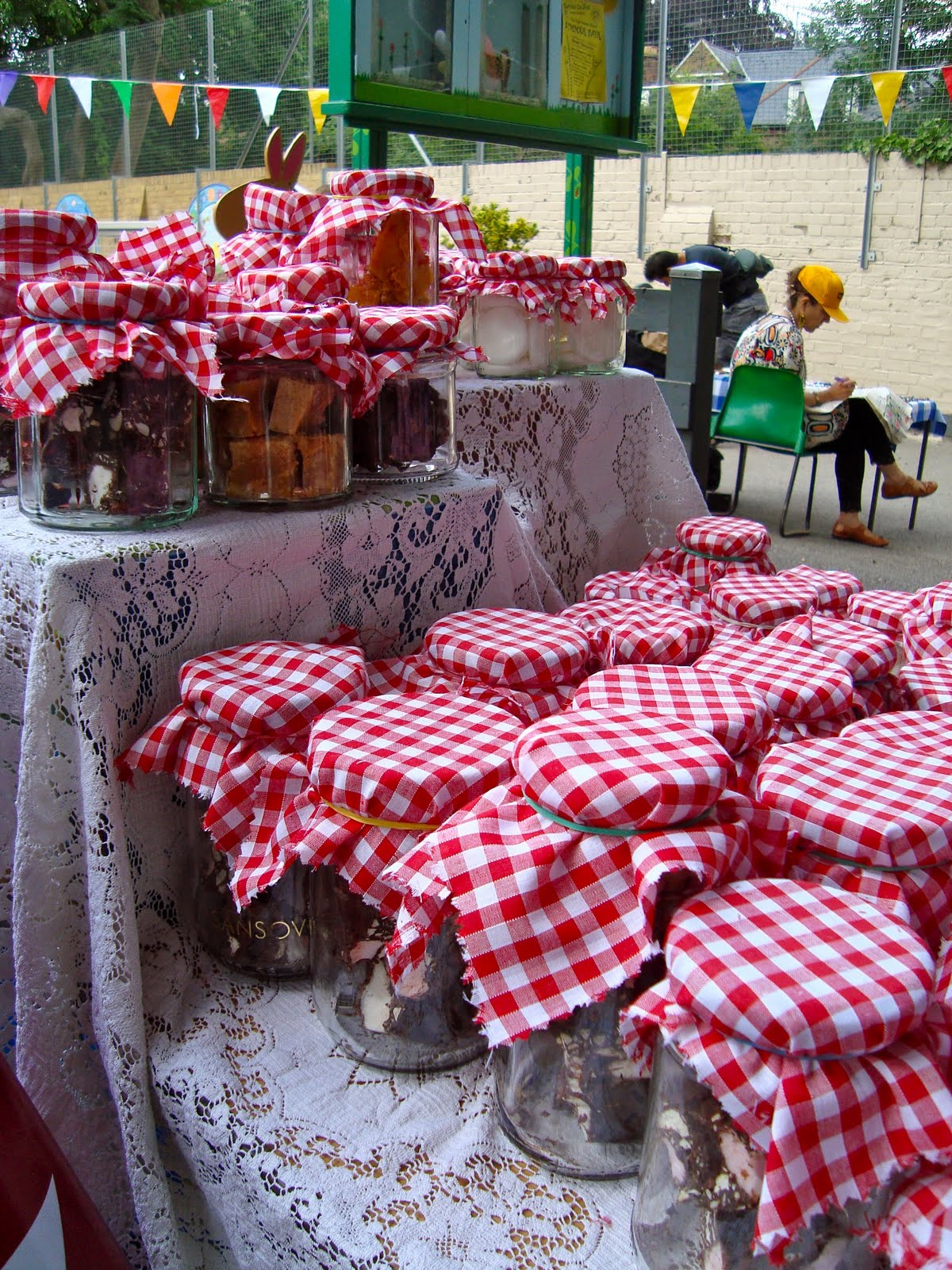 Christmas Cake Stall Ideas : Wine, food and other pleasures: Sweets for my sweet