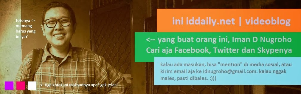 iddailynet | the imandnugroho's website