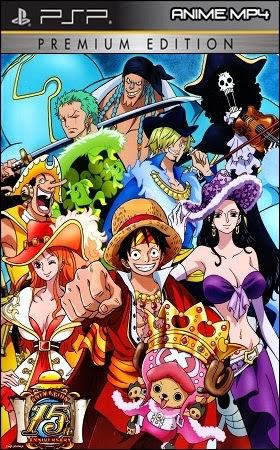 One+Piece - One Piece [PSP][1 - 700] + OVAs y Peliculas [12/12][MEGA] - Anime Ligero [Descargas]