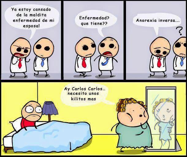 Anorexia inversa