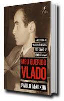 Capa do livro de jornalismo - Meu Querido Vlado