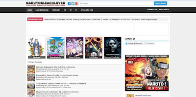 Situs Nonton Anime Subtitle Indonesia