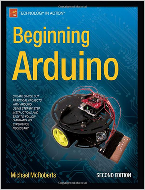 Beginning Arduino 2nd Edition