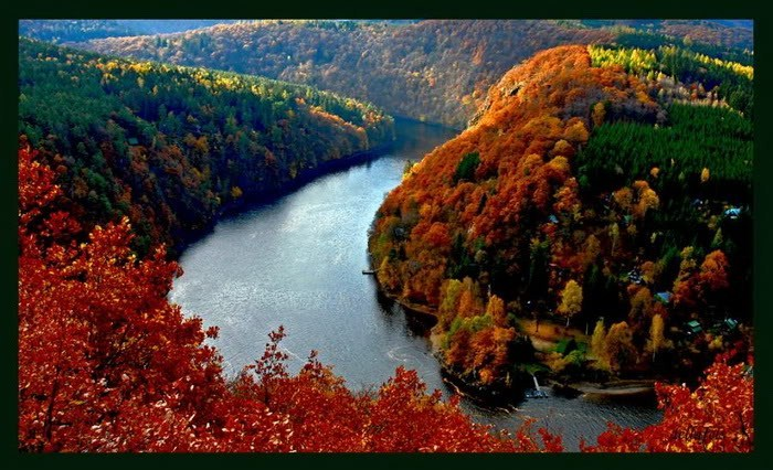 Most beautiful rivers in the world 12