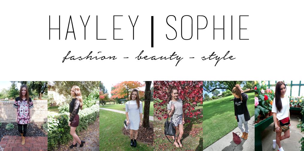HAYLEY | SOPHIE