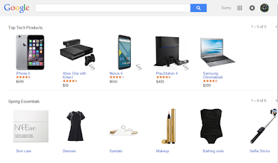 Google Shopper