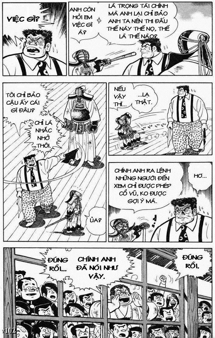 Siêu quậy Teppi chap 94 - Trang 19