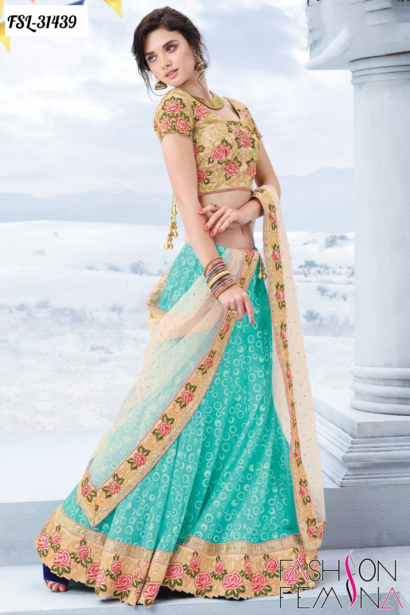 fashion femina: Best Exclusive Collection Of Wedding Special Lehenga ...