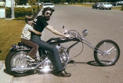 Speedboys 60s 70s Chopper Days