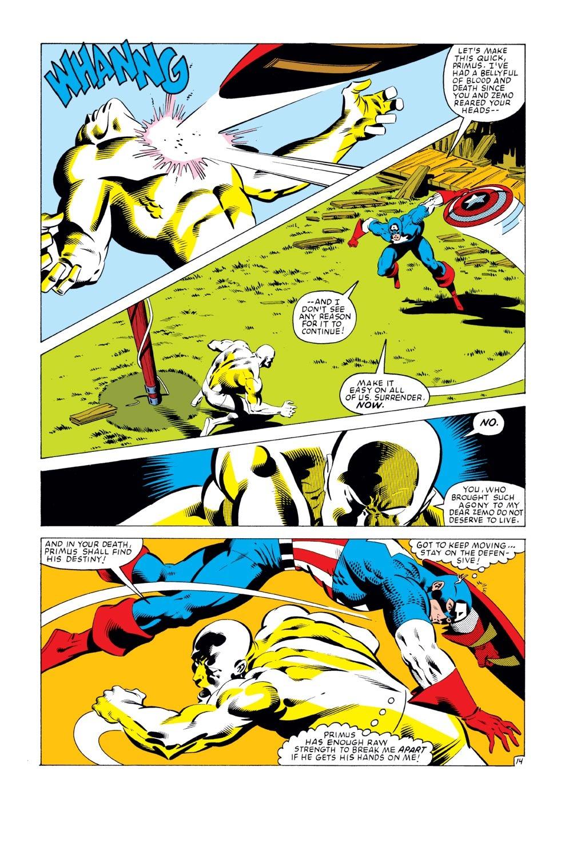 Captain America (1968) Issue #279 #195 - English 15