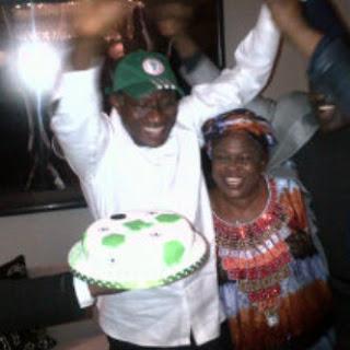 AFCON 2013 Victory: I am overjoyed – Jonathan