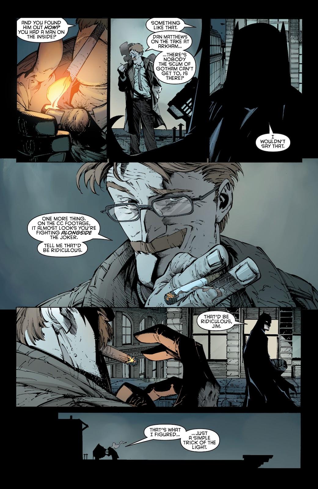 Batman (2011) Issue #1 #16 - English 9