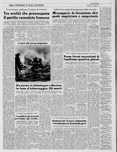 LA STAMPA 1 AGOSTO 1963