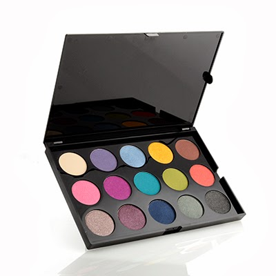 Wjcon - Palette Endless Color Eyeshadow Color