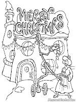 Menghiasi rumah untuk menyambut datangnya hari Natal