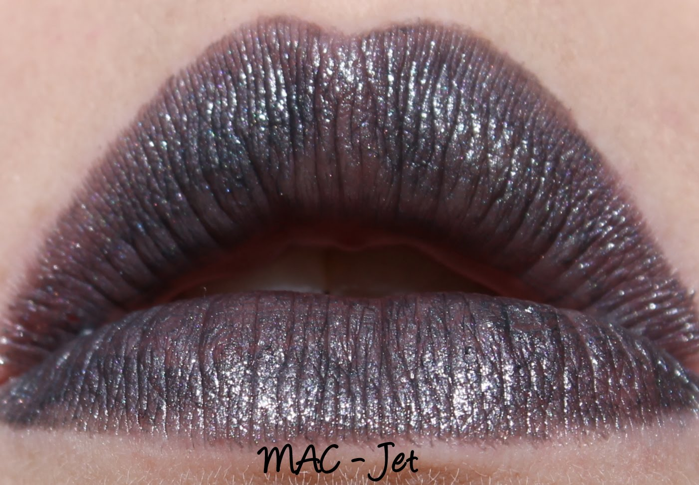 MAC Jet Lipstick Swatches & Review