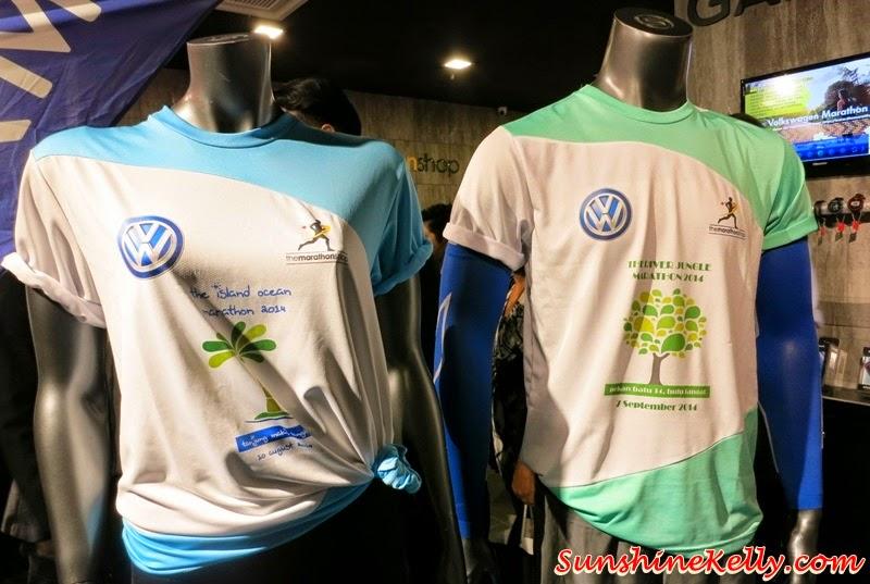 The Volkswagen Marathon Series 2014, Volkswagen Marathon Series 2014 Medal, The Island Ocean Marathon 2014, The River Jungle Marathon 2014, Langkawi, Hulu Langat, the Marathon Shop, Volkswagen Marathon, Marathoner, Runner